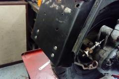 Rear-frame-repair